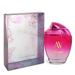 Av Glamour Charming Perfume by Adrienne Vittadini 3 oz Eau De Parfum Spray