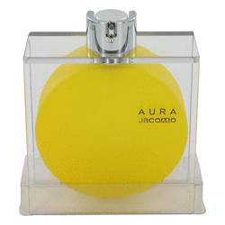 Aura Perfume by Jacomo 2.4 oz Eau De Toilette Spray (unboxed)