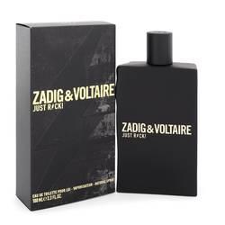 Just Rock Cologne by Zadig & Voltaire 3.3 oz Eau De Toilette Spray
