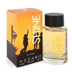 Azzaro Shine Cologne by Azzaro 3.4 oz Eau De Toilette Spray