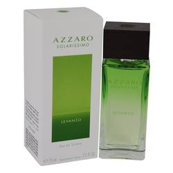 Azzaro Solarissimo Levanzo Cologne by Azzaro 2.5 oz Eau De Toilette Spray