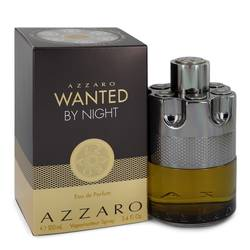 Azzaro Wanted By Night Cologne by Azzaro 3.4 oz Eau De Parfum Spray