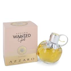 Azzaro Wanted Girl Perfume by Azzaro 2.7 oz Eau De Parfum Spray
