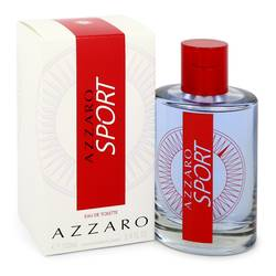 Azzaro Sport Cologne by Azzaro 3.4 oz Eau De Toilette Spray