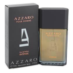Azzaro Intense Cologne by Azzaro 1.7 oz Eau De Parfum Spray