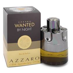 Azzaro Wanted By Night Cologne by Azzaro 1.7 oz Eau De Parfum Spray