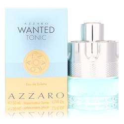 Azzaro Wanted Tonic Cologne by Azzaro 1.7 oz Eau De Toilette Spray