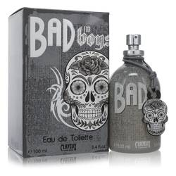 Bad For Boys Cologne by Clayeux Parfums 3.4 oz Eau De Toilette Spray