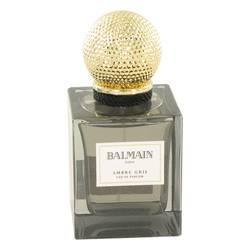 Balmain Ambre Gris Perfume by Pierre Balmain 2.5 oz Eau De Parfum Spray (Tester)