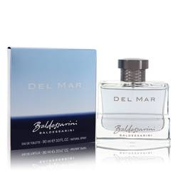 Baldessarini Del Mar Cologne by Hugo Boss 3 oz Eau De Toilette Spray