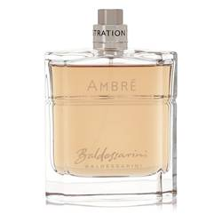 Baldessarini Ambre Cologne by Hugo Boss 3 oz Eau De Toilette Spray (Tester)
