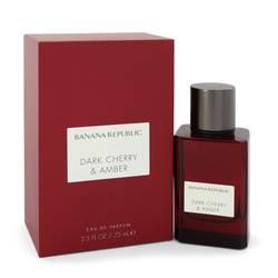 Banana Republic Dark Cherry & Amber Perfume by Banana Republic 2.5 oz Eau De Parfum Spray (Unisex)