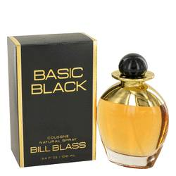 Basic Black Perfume by Bill Blass 3.4 oz Cologne Spray