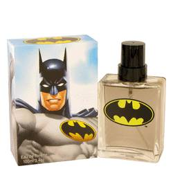 Batman Cologne by Marmol & Son 3.4 oz Eau De Toilette Spray