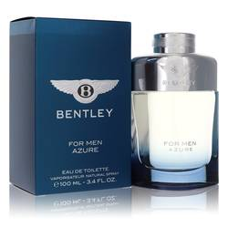 Bentley Azure Cologne by Bentley 3.4 oz Eau De Toilette Spray