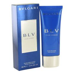 Bvlgari Blv Cologne by Bvlgari 3.4 oz After Shave Balm