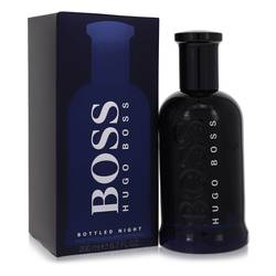 Boss Bottled Night Cologne by Hugo Boss 6.7 oz Eau De Toilette Spray