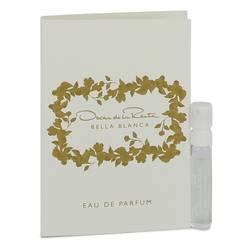Bella Blanca Perfume by Oscar De La Renta 0.06 oz Vial (Sample)