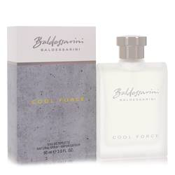Baldessarini Cool Force Cologne by Hugo Boss 3 oz Eau De Toilette Spray