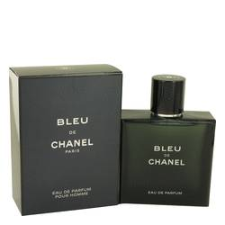 Bleu De Chanel Cologne by Chanel, 5 oz Eau De Parfum Spray for Men