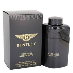 Bentley Absolute Cologne by Bentley, 100 ml Eau De Parfum Spray for Men