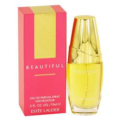 Beautiful Perfume by Estee Lauder 0.5 oz Eau De Parfum Purse Spray