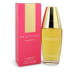 Beautiful Perfume by Estee Lauder 5 oz Eau De Parfum Spray