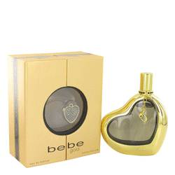 Bebe Gold Perfume by Bebe 3.4 oz Eau De Parfum Spray