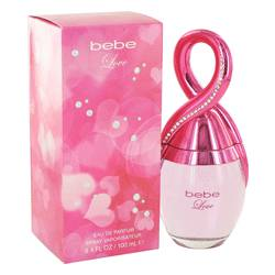 Bebe Love Perfume by Bebe, 3.4 oz Eau De Parfum Spray for Women