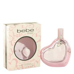 Bebe Sheer Perfume by Bebe 3.4 oz Eau De Parfum Spray