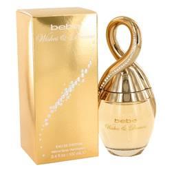 Bebe Wishes & Dreams Perfume by Bebe 3.4 oz Eau De Parfum Spray