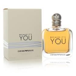 Because It's You Perfume by Giorgio Armani 5.1 oz Eau De Parfum Spray