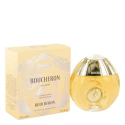 Boucheron Eau Legere Perfume by Boucheron, 3.3 oz EDT Spray (Yellow Bottle, Bergamote, Genet, Narcisse, Musc) for Women