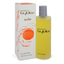 Byblos Elementi Sole Perfume by Byblos 4 oz Eau De Toilette Spray