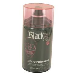 Black Xs L'exces Perfume by Paco Rabanne 8.5 oz Body Spray
