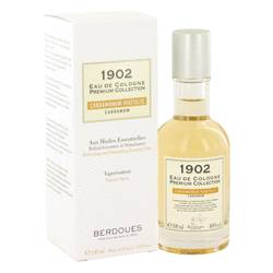 1902 Cardamom Cologne by Berdoues 3.3 oz Eau De Cologne Spray