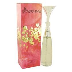 Be Sparkling Perfume by Gai Mattiolo 2.5 oz Eau De Toilette Spray