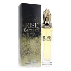 Beyonce Rise Perfume by Beyonce 3.4 oz Eau De Parfum Spray