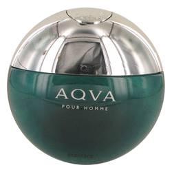 Aqua Pour Homme Cologne by Bvlgari 3.4 oz Eau De Toilette Spray (unboxed)