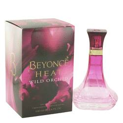 Beyonce Heat Wild Orchid Perfume by Beyonce 3.4 oz Eau De Parfum Spray