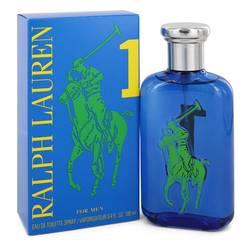 Big Pony Blue Cologne by Ralph Lauren 3.4 oz Eau De Toilette Spray