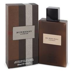 Burberry London (new) Cologne by Burberry 5 oz After Shave Balm Emulsion
