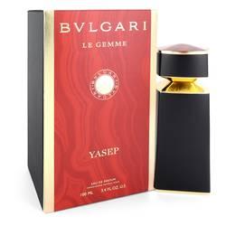 Bvlgari Le Gemme Yasep Cologne by Bvlgari 3.4 oz Eau De Parfum Spray