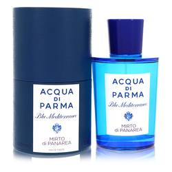Blu Mediterraneo Mirto Di Panarea Perfume by Acqua Di Parma 5 oz Eau De Toilette Spray (Unisex)