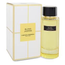 Blond Jasmine Perfume by Carolina Herrera 3.4 oz Eau De Toilette Spray (Unisex)