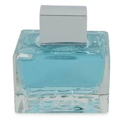 Blue Seduction Perfume by Antonio Banderas 2.7 oz Eau De Toilette Spray (Tester)