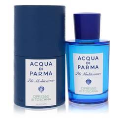Blu Mediterraneo Cipresso Di Toscana Perfume by Acqua Di Parma 2.5 oz Eau De Toilette Spray
