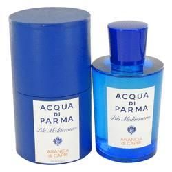 Blu Mediterraneo Arancia Di Capri Perfume by Acqua Di Parma 5 oz Eau De Toilette Spray