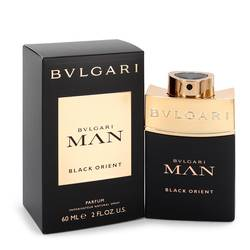 Bvlgari Man Black Orient Cologne by Bvlgari 2 oz Eau De Parfum Spray