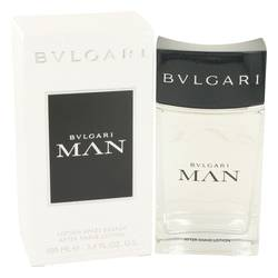 Bvlgari Man Cologne by Bvlgari 3.4 oz After Shave Lotion
